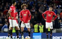 Vòng 37 Premier League: Brighton 1-0 Man United