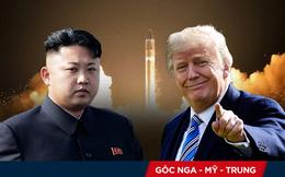 """Những bài học """"xương máu"""" Mỹ - Triều cần thuộc lòng trước cuộc đàm phán hạt nhân"""