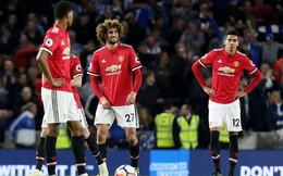 Thua khó tin đội bóng tân binh, Mourinho đạt cột mốc đáng quên với Man United