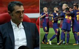 Kiến trúc sư Valverde đang kiến tạo đế chế Barca
