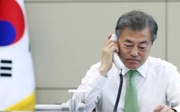 """Tổng thống Hàn Quốc hoàn tất """"ngoại giao điện đàm"""" sau cuộc gọi cho ông Tập Cận Bình"""