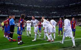 'Sẽ là nỗi ô nhục nếu Real không xếp hàng chào Barca'