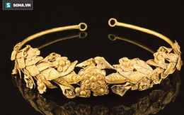 Cất vương miện vàng dưới gầm giường, cả thập kỷ sau mới nhận ra giá trị khổng lồ đằng sau