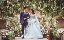 """Những đám cưới cổ tích của dàn hot girl """"vạn người mê"""" từng nổi đình nổi đám khắp Trung Quốc"""