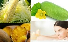Những thực phẩm giúp đẹp da và giảm cân