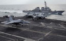 """Lầu Năm Góc nhức đầu vì chiến thuật """"im lìm"""" của hải quân Iran"""