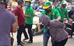 """Hà Nội: Vây bắt nhóm """"nữ quái"""" chuyên móc túi người đi đường ở Cầu Mới, Ngã Tư Sở"""