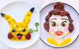 """Những đĩa cơm ngộ nghĩnh đảm bảo lũ trẻ thích mê, giúp các mẹ biến việc cho con ăn không trở thành """"cuộc chiến"""""""