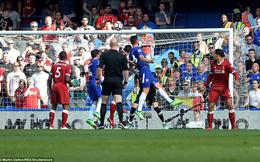 Vòng 37 Premier League: Chelsea 1-0 Liverpool