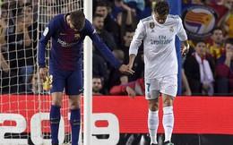 Ronaldo chỉ đá nửa trận, Real Madrid không ngăn nổi siêu kỷ lục của Barcelona