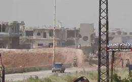 Phe nổi dậy hạ súng đầu hàng, quân đội Syria thông đường chiến lược Hama – Homs