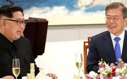USB ông Kim nhận từ ông Moon có thứ giúp Triều Tiên nối lại giao thương với Nga, TQ, châu Âu