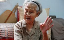 Cụ bà 103 tuổi vẫn nhanh nhẹn, khỏe mạnh nhờ kiên trì làm 1 việc đơn giản trong 29 năm