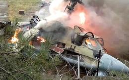 NÓNG: Trực thăng tấn công Ka-52 Nga rơi ở Syria, 2 phi công thiệt mạng - Vận đen đeo bám