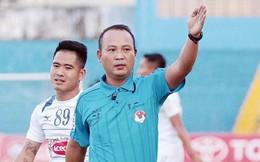 V-League, 'đất dữ' với trọng tài