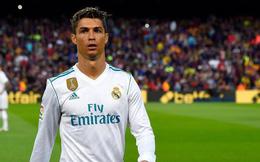Ronaldo bị trật mắt cá chân, có thể dự chung kết Champions League