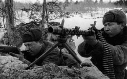 Ảnh: Quân đội Liên Xô và Đức Quốc xã triệt để sử dụng vũ khí của nhau
