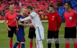 Ramos theo chân Iniesta sang Trung Quốc thi đấu?