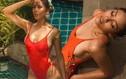 Á hậu Nguyễn Thị Loan tung loạt ảnh nóng bỏng nhất từ trước tới nay