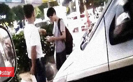 Tài xế taxi rút dao dọa khách vì lý do bất ngờ