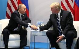 Thông điệp ông Trump gửi gắm trong lời chúc mừng Putin nhậm chức Tổng thống