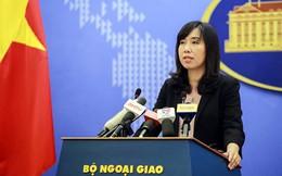 Việt Nam phản đối Trung Quốc bố trí tên lửa trái phép ở quần đảo Trường Sa