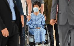Cựu Tổng thống Hàn Quốc Park Geun-hye nhập viện