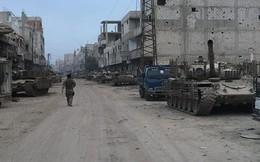 Quân đội Syria siết chặt thòng lọng nhóm IS tử thủ tại nồi hầm Yarmouk