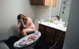 Hơn ngàn lời nói, chỉ một bức ảnh cũng đủ phanh phui sự thật trần trụi trong 48 giờ đầu sau khi sinh