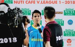Gây gổ với HAGL, 2 cầu thủ Khánh Hòa chịu phạt từ VFF