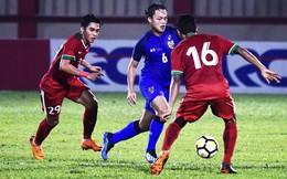 """Thái Lan phơi bày """"tử huyệt"""" sau trận đấu bị dồn ép đến nghẹt thở"""