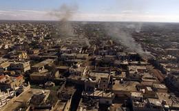 Chỉ huy cao cấp thánh chiến làm tình báo cho quân đội Syria