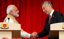 Trung Quốc hung hăng trên biển, Ấn Độ tích cực 'hướng Đông'