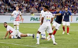 Tây Ban Nha thắng chật vật, Pháp suýt thua mất mặt trước thềm World Cup