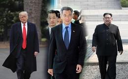 ST: Thủ tướng Lý Hiển Long chuẩn bị gặp ông Kim Jong Un và ông Trump