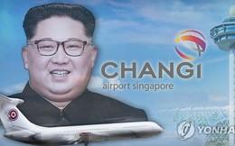 Yonhap: Máy bay TQ bí ẩn đang bay tới Singapore, có khả năng cao chở ông Kim Jong Un