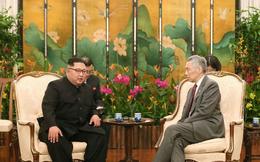 Ông Kim Jong Un tới Singapore an toàn, được thủ tướng Lý Hiển Long đón tiếp chân thành, nhiệt tình và trọng thị