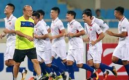Bộ trưởng Nguyễn Ngọc Thiện muốn thầy trò Park Hang-seo vô địch AFF Cup
