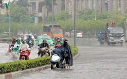 Thời tiết 11/6: Hà Nội và nhiều khu vực có mưa rào rải rác và có dông