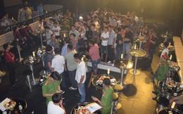 Đột kích quán bar lớn hàng đầu ở Huế