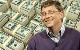 Đừng tưởng bạn biết: Cứ 1 phút trôi qua Bill Gates lại kiếm thêm hơn 23.000 đô