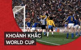 Khoảnh khắc World Cup: Brazil & bàn thắng bị đánh cắp theo kiểu truyện tranh