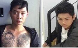 Trinh sát truy đuổi, đạp đổ xe 2 tên cướp giật tài sản ở Sài Gòn