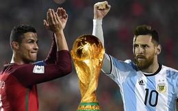 Ronaldo vs Messi: Ván poker 10 năm chờ lật cây tẩy cuối