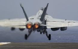 """Mỹ bất ngờ điều tàu sân bay trở lại Địa Trung Hải: Tấn công khủng bố hay để """"trấn"""" Nga?"""