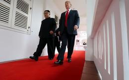 Chuyên gia ngôn ngữ cơ thể: Hai ông Trump-Kim vẫn ngầm lo lắng đằng sau vẻ ngoài tự tin