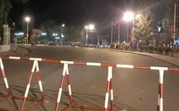 Tạm giữ thêm 99 người quá khích ném đá trụ sở UBND tỉnh Bình Thuận