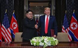TT Trump nói về ông Kim Jong-un: Một con người tài năng, một nhà đàm phán đáng nể trọng