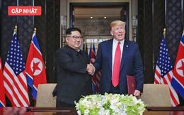 """Tiết lộ nội dung chính văn kiện chung Mỹ-Triều: Bình Nhưỡng đồng ý """"phi hạt nhân hóa toàn diện"""""""