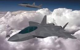 Châu âu tham gia cuộc đua phát triển máy bay chiến đấu tương lai